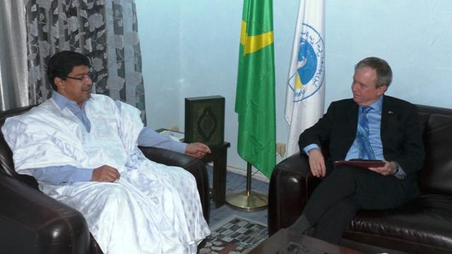 سفير أمريكا: موريتانيا أنجزت الكثير في محاربة الرق