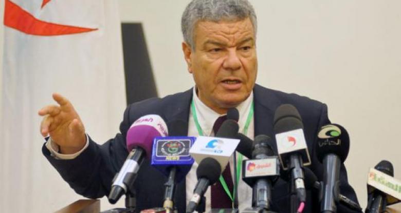 الجزائر.. سعداني يتهم الحركة الصهيونية بالوقوف وراء اعتداءات فرنسا وبلجيكا