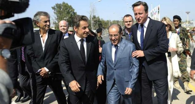 النفاق الفرنسي بخصوص الأزمة في ليبيا