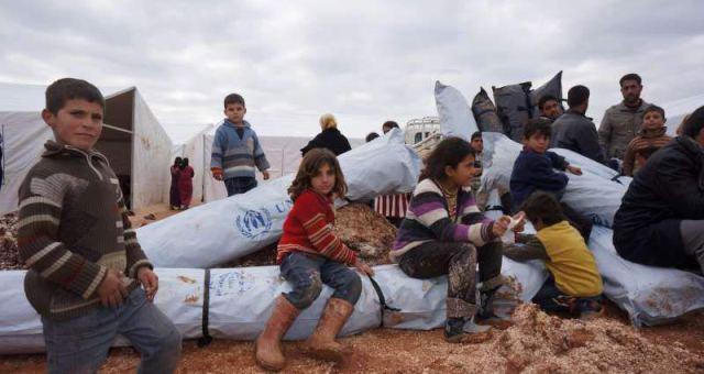 الأمم المتحدة بحاجة إلى أموال لدعم لاجئي سوريا