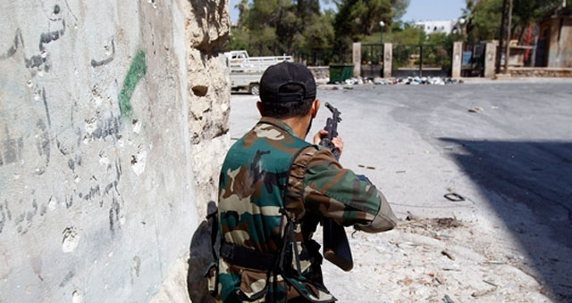 20 قتيلا في صفوف قوات الأسد بحلب