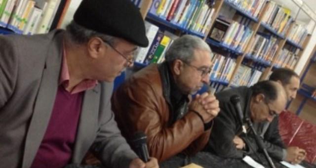 محمد الأشعري الوزير المغربي السابق يفتح علبة أسراره في مدينة الجديدة