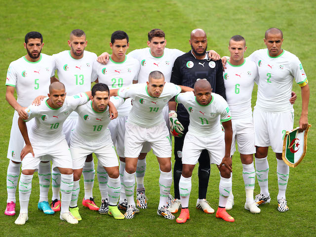 المنتخب الجزائري يشارك في دورة دولية بقطر