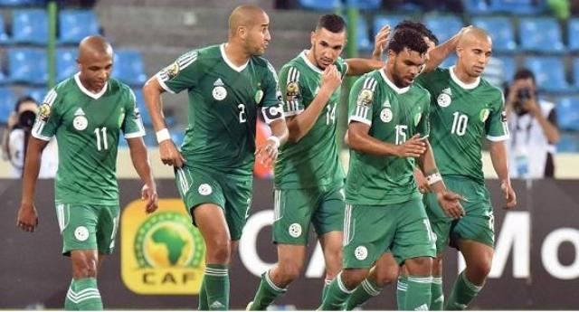 الخضر وغانا في دور ربع نهائي كأس افريقيا