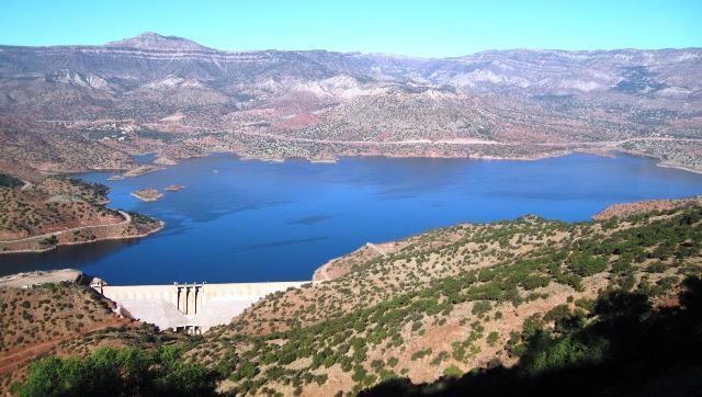 ارتفاع حجم المخزون المائي للسدود في المغرب