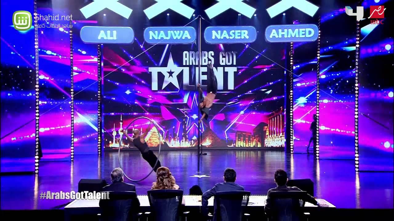 موهبتين تونسيتين في Arabs Got Talent