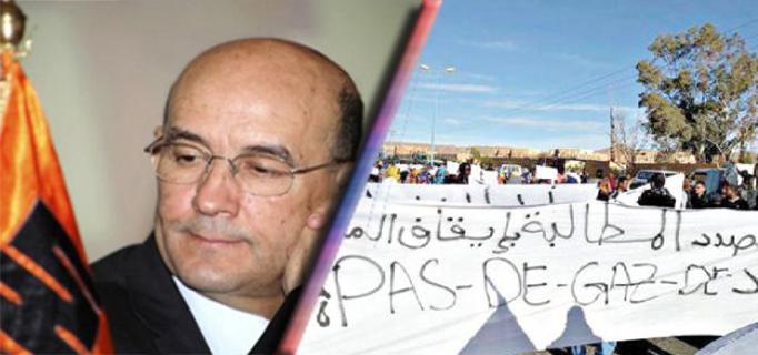 المدير العام لسوناطراك: قرار استغلال  الغاز الصخري لا رجعة فيه