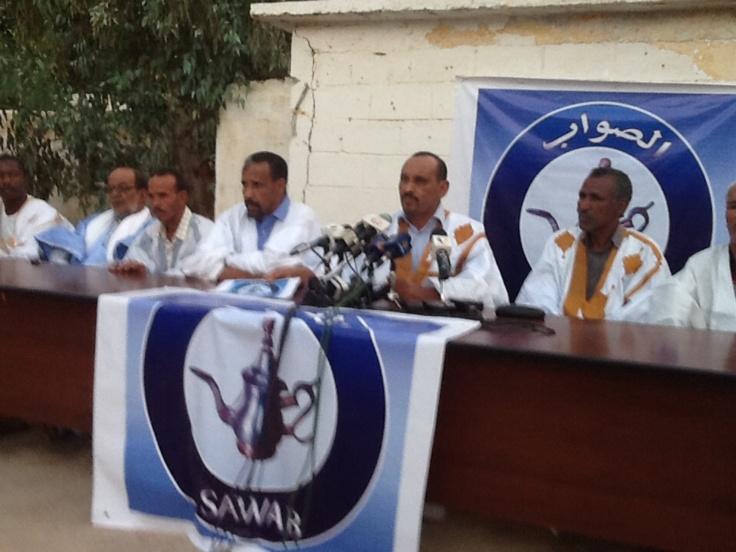 حزب موريتاني يتهم سفير أمريكا بالتدخل في شؤون البلاد