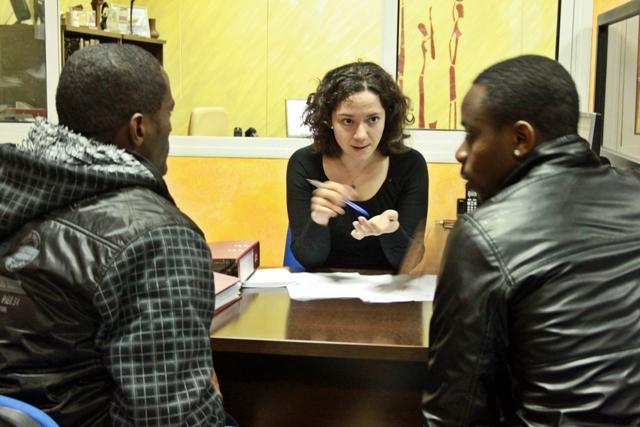 إطلاق أول مركز للتوجيه والإرشاد للمهاجرين في شمال المغرب