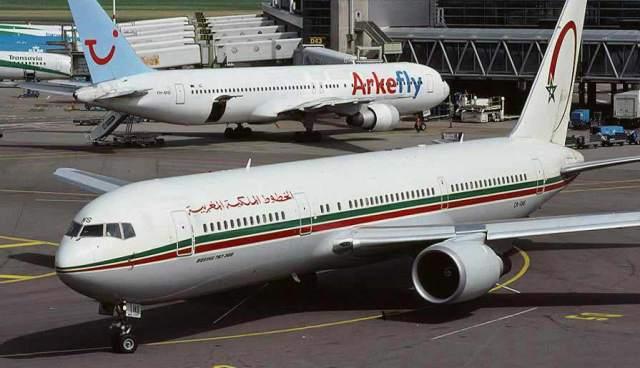الخطوط الجوية الملكية المغربية تتسلم طائرتها الأولى من طراز