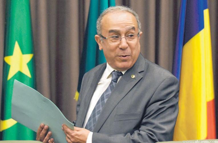 لعمامرة والحامدي يقودان مشاورات مع أطراف الأزمة في مالي