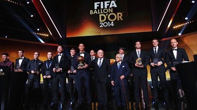 الألمان يحصدون الجوائز في حفل الفيفا