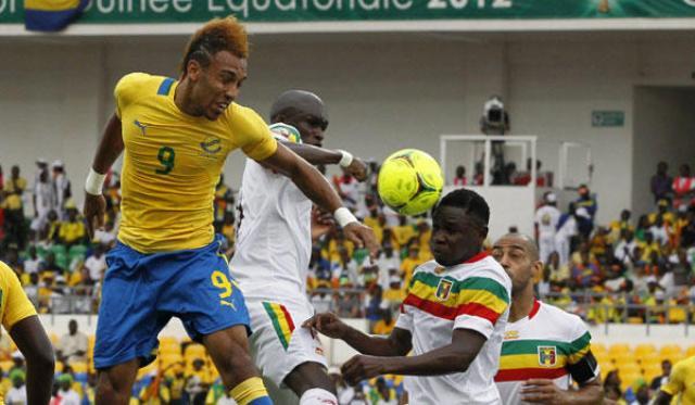 الغابون تضرب بقوة في افتتاح كأس افريقيا