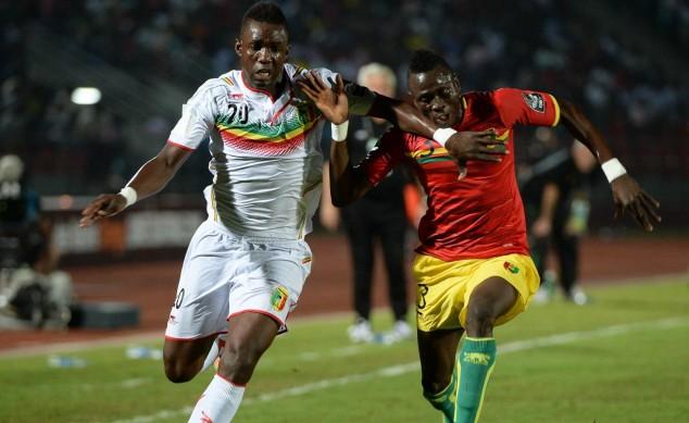 القرعة تؤهل منتخب غينيا لربع نهائي