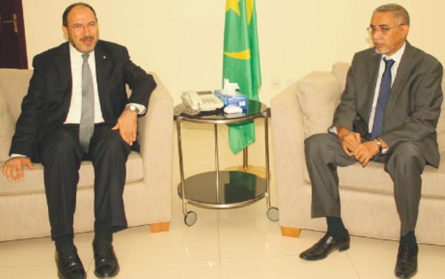 تعزيز العلاقات بين موريتانيا وتونس في البحث العلمي
