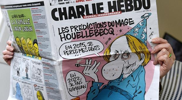 العدد المقبل لشارلي إيبدو يتضمن رسوما للنبي محمد