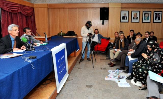 السلطات المغربية تنتقد تبخيس 'هيومن رايتس ووتش' لمنجزات المملكة في مجالات حقوق الإنسان