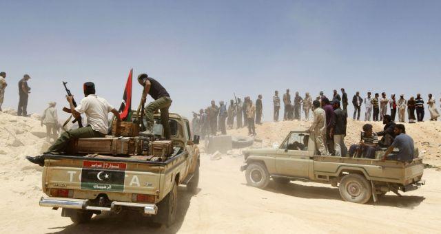 عودة الحديث عن فرضية التدخل العسكري في ليبيا