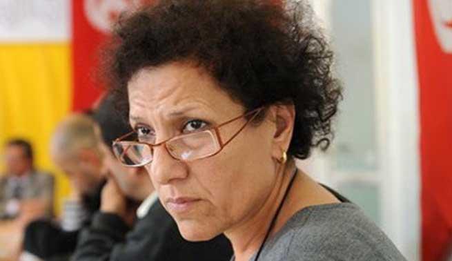 راضية النصراوي: التعذيب متواصل في مراكز الإيقاف والسجون التونسية