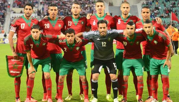 المنتخب المغربي في المركز 82 عالميا والخامس عربيا