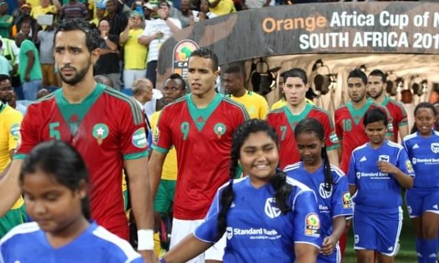المنتخب المغربي يلاقي البرازيل في مارس القادم