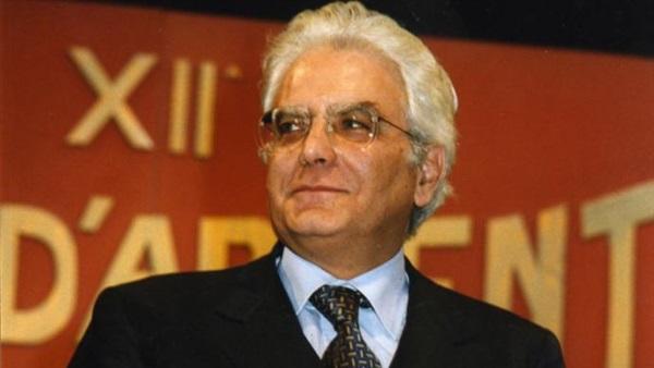 القاضي ماتاريلا رئيسا لجمهورية ايطاليا