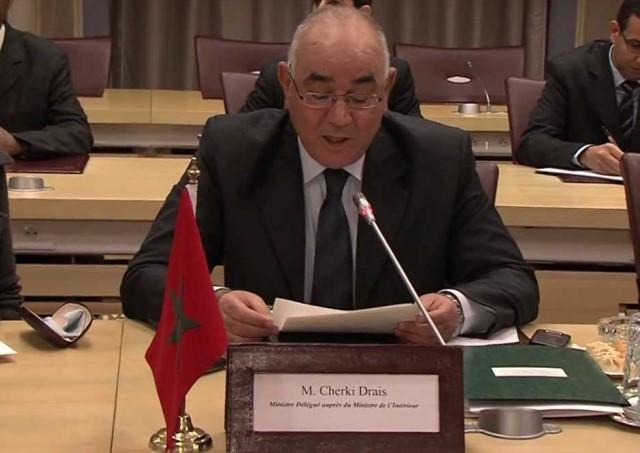 الضريس: التعاون الأمني بين المغرب وإسبانيا نموذج جيد لمستوى الشراكة بين البلدين