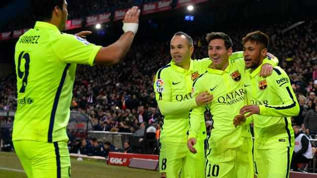 برشلونة يقصي الأتلتيكو من مسابقة كأس الملك