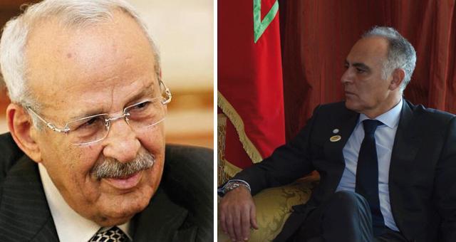 الملياردير ميلود الشعبي يلتحق رفقة أبنائه بحزب وزير الخارجية المغربية