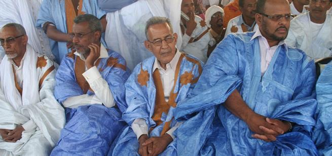 لقاءات بين المعارضة الموريتانية لتنسيق جهودها