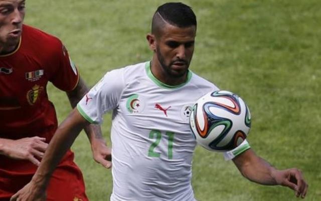 محرز يؤكد صعوبة مهمة الخضر في كأس افريقيا