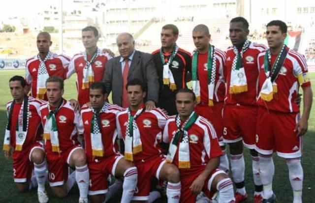 6 محترفين يعززون قائمة فلسطين بكأس آسيا