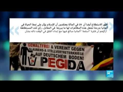 حركة Pegida المعادية للإسلام