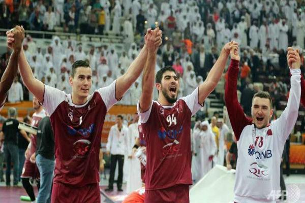 قطر بالأجانب تصل لنهائي مونديال كرة اليد