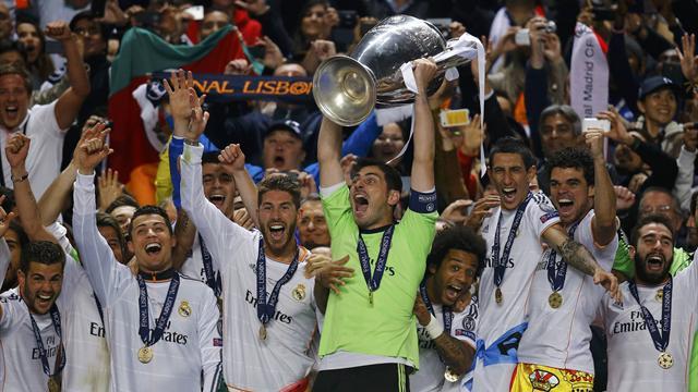 ريال مدريد أفضل أندية العالم في عام 2014