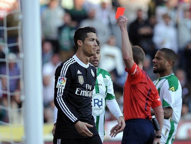 رونالدو مهدد بالإيقاف 12 مباراة عن ريال مدريد