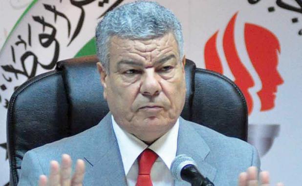 سعداني يؤكد أن تعديل الدستور الجزائري سيكون قبل نهاية أبريل