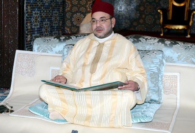 العاهل المغربي يترأس غدا إحياء ليلة المولد النبوي بمسجد حسان بمدينة الرباط