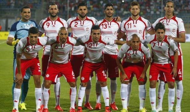 المنتخب التونسي في معسكر مغلق قبل الكان