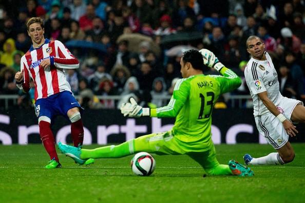 الأتلتيكو يطيح بالريال من كأس أسبانيا
