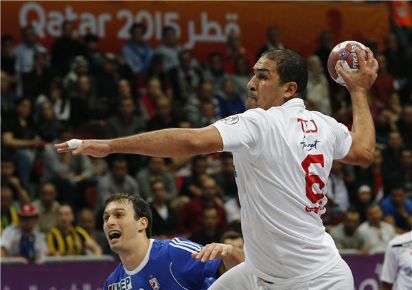تألق عربي مميز في مونديال كرة اليد بقطر