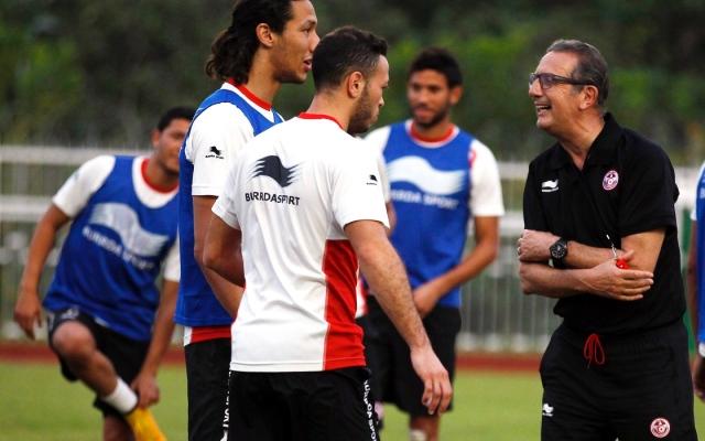 مدرب تونس سعيد بالتأهل ويحذر من غينيا الاستوائية