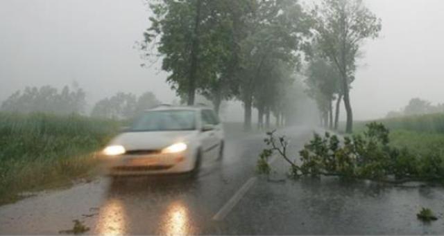 5 نصائح لقيادة آمنة في الأوقات العاصفة