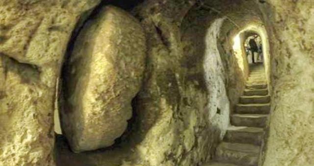 بالصور.. اكتشاف «مدينة تركية» تحت الأرض