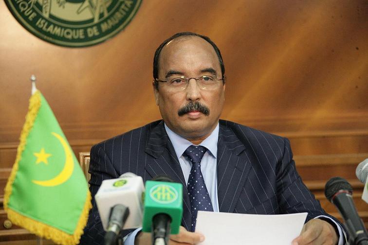 الرئيس الموريتاني يوافق على شروط المعارضة لفتح الحوار