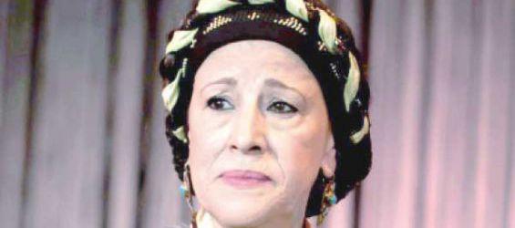 الممثلة المغربية زينب السمايكي ترحل إلى دار البقاء