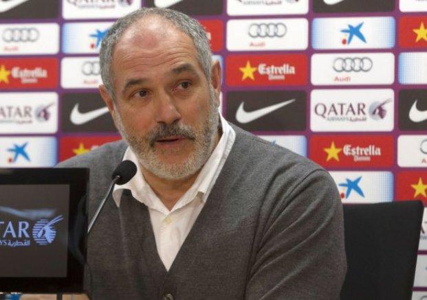 برشلونة يقيل مديره الرياضي زوبيزاريتا