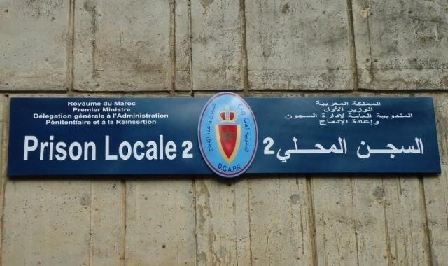 إيداع مواطن جزائري السجن المحلي بسلا للاشتباه في انتمائه لتنظيم