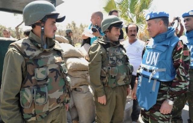 وفاة ثلاثة عناصر من القبعات الزرق المغاربة في حادث سير غرب كوت ديفوار