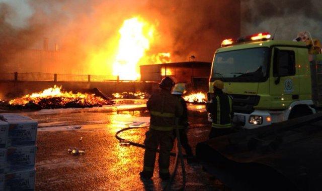 رجل إطفاء مغربي يلقى مصرعه خلال إخماد حريق في قطر